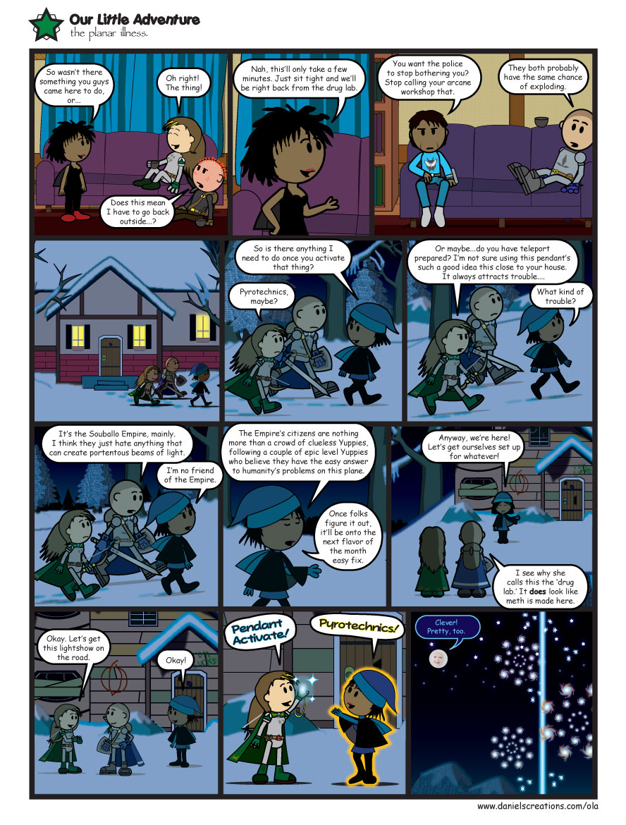 Page 691 of the comic